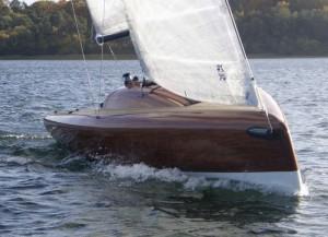 LA28 im Wasser | Foto: Werft